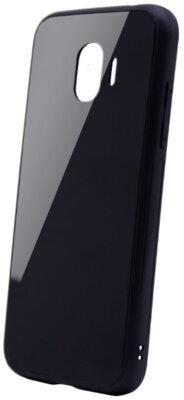 Чохол Intaleo Real Glass для Samsung Galaxy J2 2018 J250 Black 1