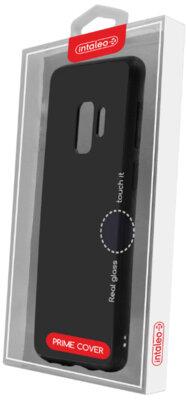 Чохол Intaleo Real Glass для Samsung Galaxy S9 G960 Black 4