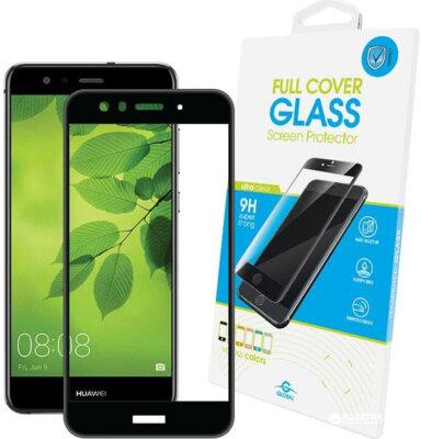 Захисне скло Global TG Full Cover для Huawei Nova Lite Black 1
