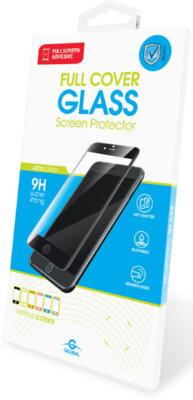 Захисне скло Global TG Full Cover для Samsung Galaxy A8+ A730 Black 1