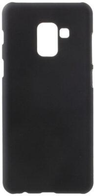 Чехол Intaleo Velvet для Samsung Galaxy A8 (2018) A530 Black 1