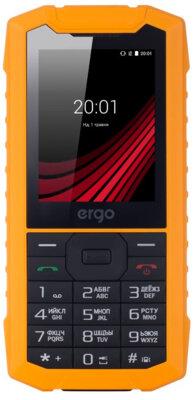 Мобільний телефон Ergo F245 Strength Dual Sim Yellow/Black 1
