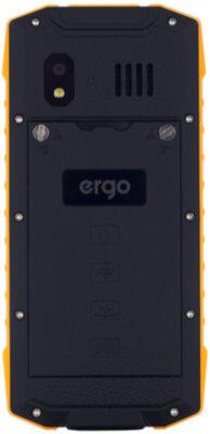 Мобільний телефон Ergo F245 Strength Dual Sim Yellow/Black 2