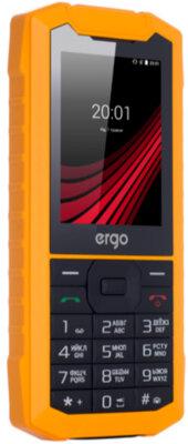 Мобільний телефон Ergo F245 Strength Dual Sim Yellow/Black 3