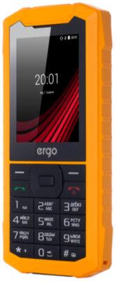 Мобільний телефон Ergo F245 Strength Dual Sim Yellow/Black 4