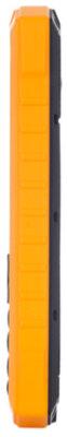 Мобільний телефон Ergo F245 Strength Dual Sim Yellow/Black 6
