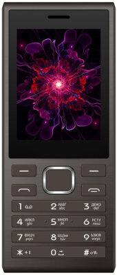 Мобільний телефон Nomi i247 Grey 1