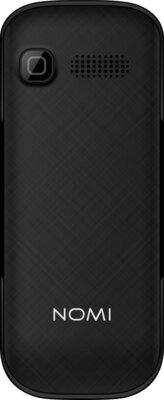 Мобільний телефон Nomi i185 Black 2
