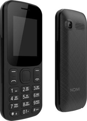 Мобільний телефон Nomi i185 Black 5