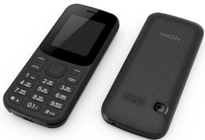 Мобільний телефон Nomi i185 Black 6