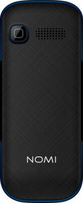 Мобільний телефон Nomi i185 Black-Blue 2