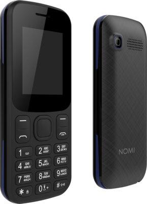 Мобільний телефон Nomi i185 Black-Blue 3