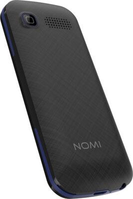 Мобільний телефон Nomi i185 Black-Blue 5