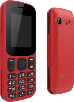Мобільний телефон Nomi i185 Red 5