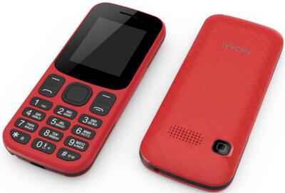 Мобільний телефон Nomi i185 Red 6