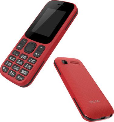 Мобільний телефон Nomi i185 Red 7