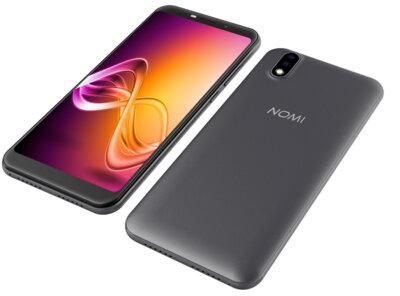 Смартфон Nomi i5710 Infinity X1 Grey 9
