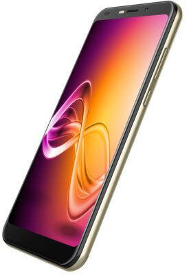 Смартфон Nomi i5710 Infinity X1 Gold 3