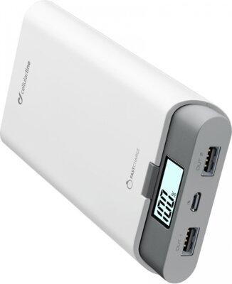 Мобильная батарея Cellular Line FreePower 20000 mAh White 1