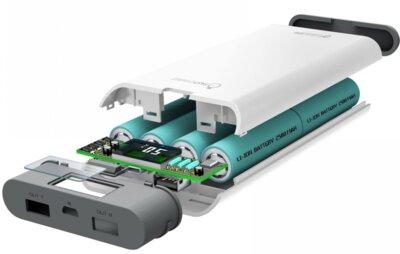 Мобильная батарея Cellular Line FreePower 20000 mAh White 2