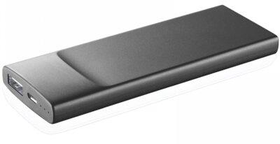 Мобільна батарея Cellular Line FreePower Slim 3600 mAh Black 1