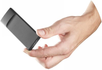 Мобільна батарея Cellular Line FreePower Slim 3600 mAh Black 2