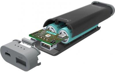 Мобильная батарея Cellular Line FreePower 5200 mAh Black 2
