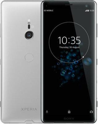 Смартфон Sony Xperia XZ3 H9436 White Silver 3