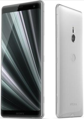 Смартфон Sony Xperia XZ3 H9436 White Silver 4