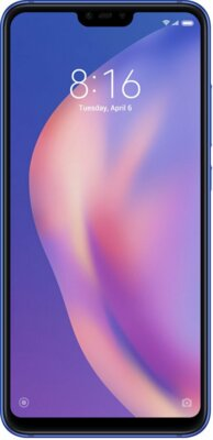 Смартфон Xiaomi Mi8 Lite 6/128GB Aurora Blue 1