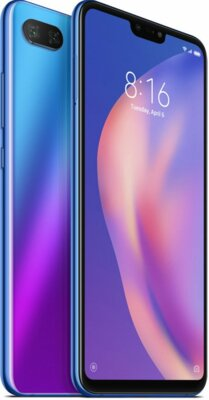 Смартфон Xiaomi Mi8 Lite 6/128GB Aurora Blue 5