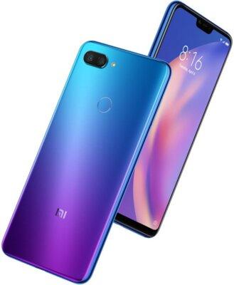 Смартфон Xiaomi Mi8 Lite 6/128GB Aurora Blue 6