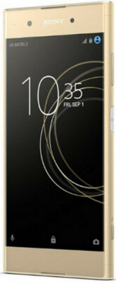 Смартфон Sony Xperia XA1 Plus G3416 Gold 4