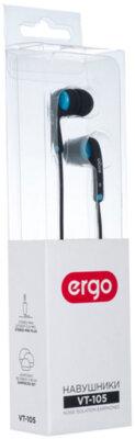 Наушники ERGO VT-105 Blue 3