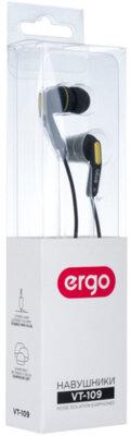 Наушники ERGO VT-109 Yellow 3