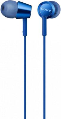 Наушники SONY MDR-EX155 Blue 1