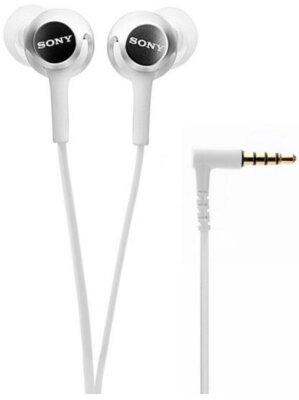 Навушники SONY MDR-EX155AP White 2