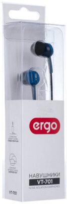 Навушники ERGO VT-701 Blue 3
