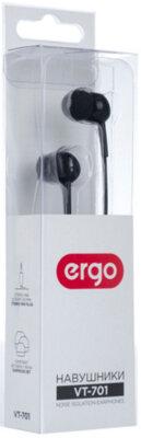 Наушники ERGO VT-701 Black 4