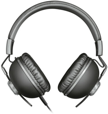 Наушники TRUST Noma Headphones Matte Black 3