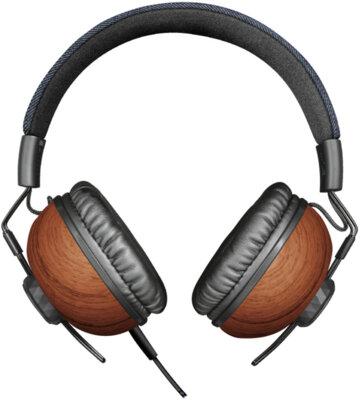 Навушники TRUST Noma Headphones Denim Wood 3