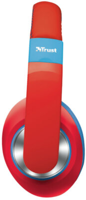 Наушники TRUST Sonin Kids Headphone Red 2