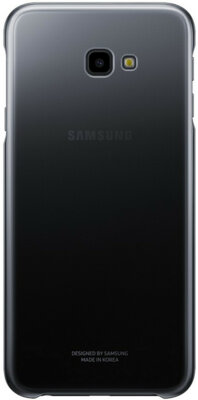 Чехол Samsung Gradation Cover для Galaxy J4+ J415 Black 1