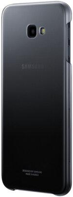 Чехол Samsung Gradation Cover для Galaxy J4+ J415 Black 2