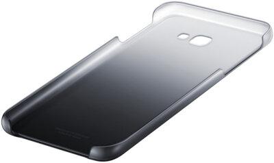 Чехол Samsung Gradation Cover для Galaxy J4+ J415 Black 5