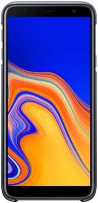Чехол Samsung Gradation Cover для Galaxy J4+ J415 Black 6
