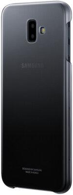 Чехол Samsung Gradation Cover для Galaxy J6+ J610 Black 2