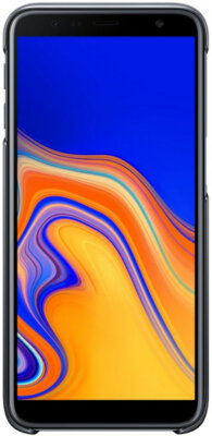 Чехол Samsung Gradation Cover для Galaxy J6+ J610 Black 6