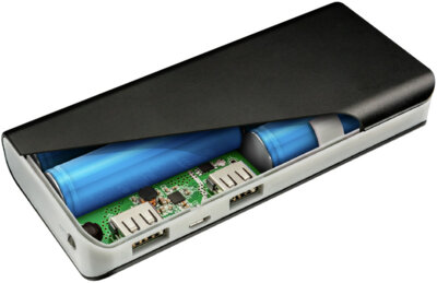 Мобільна батарея TRUST Primo 10000 8