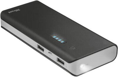 Мобильная батарея TRUST Primo 12500 Blue 3